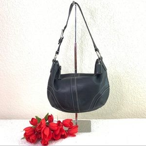 Coach Vintage Small Hobo Leather Bag